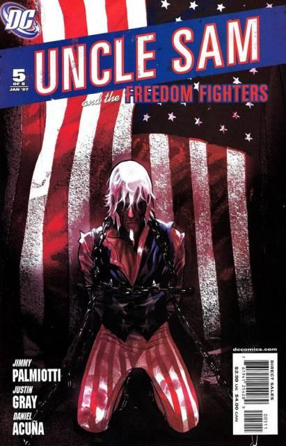 Uncle Sam #5