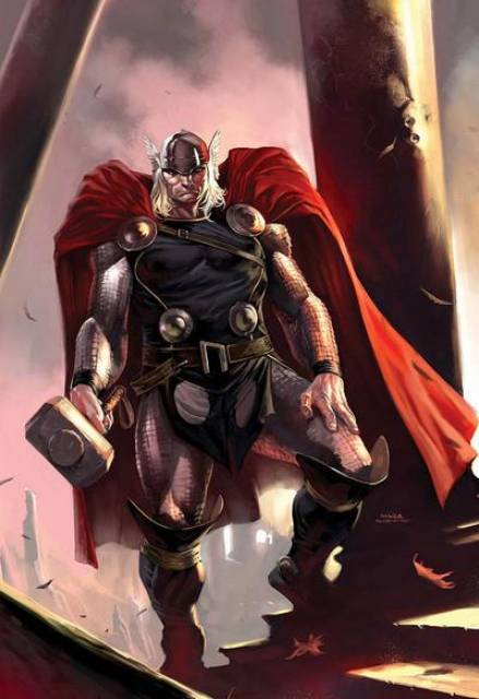 Thor Odinson - Son of Odin, God of Thunder & Prince of Asgard.