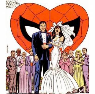 Peter Weds Mary Jane