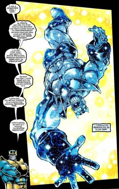 Thanos with HOTU