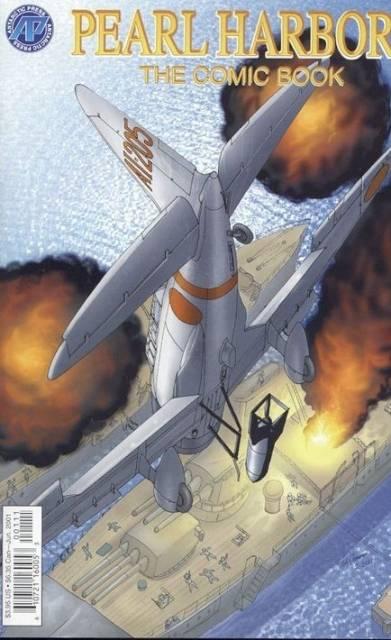 Pearl Harbor: The Comic Book