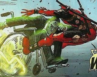 Besting Deadpool