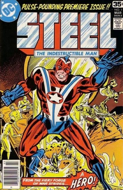Steel, the Indestructible Man