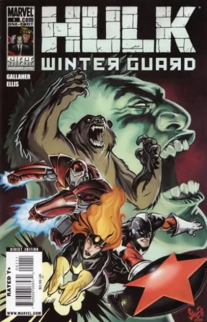 Hulk: Winter Guard