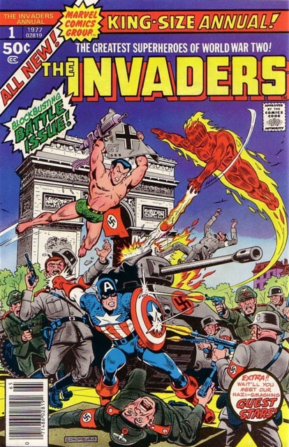 Invaders Annual