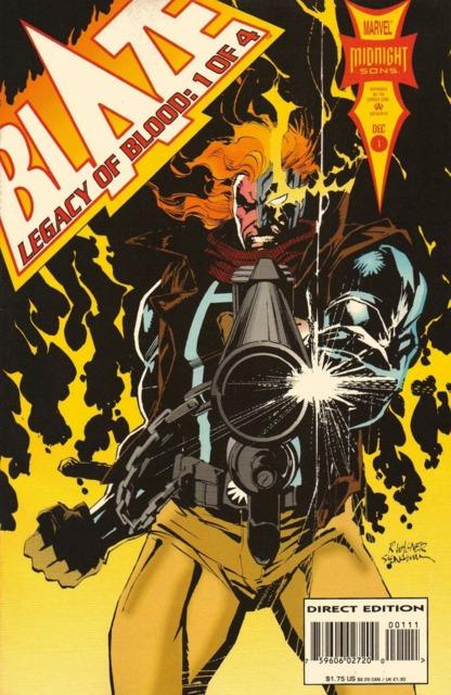 Blaze: Legacy of Blood