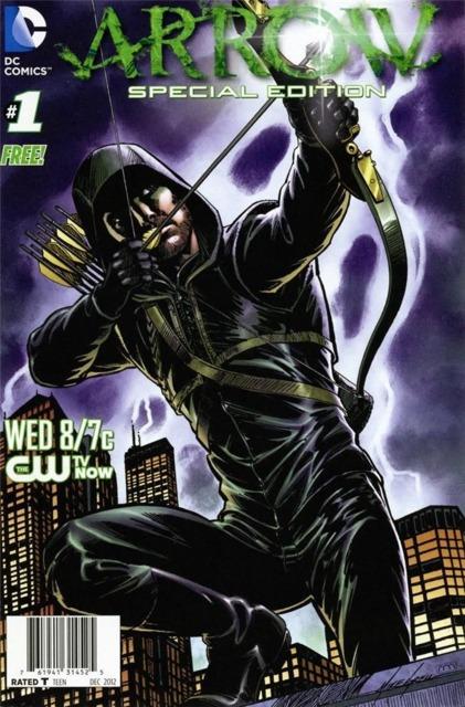 Arrow: Special Edition