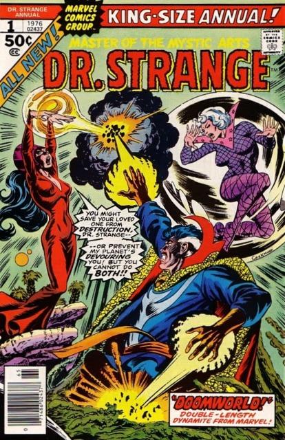 Doctor Strange, Sorcerer Supreme Annual