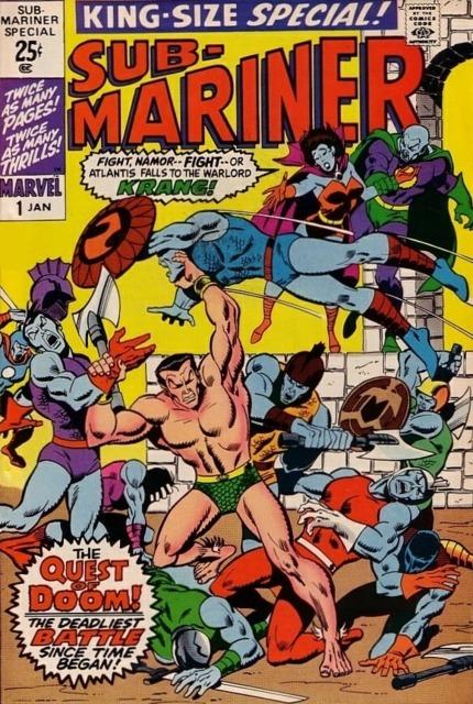 Sub-Mariner Annual