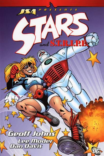 JSA Presents: Stars and S.T.R.I.P.E.