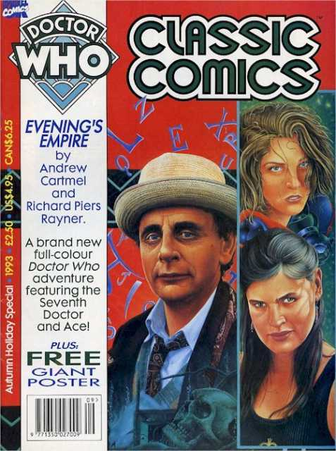 Doctor Who Classic Comics Autumn Holiday Special