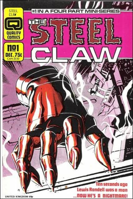 The Steel Claw