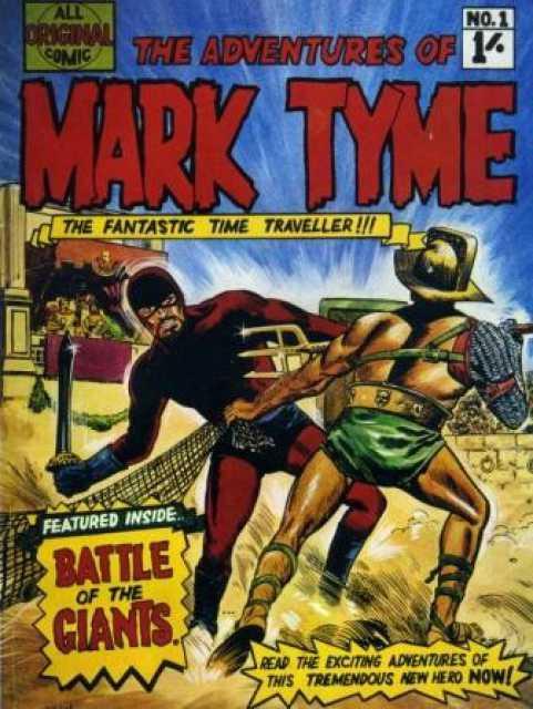 Mark Tyme