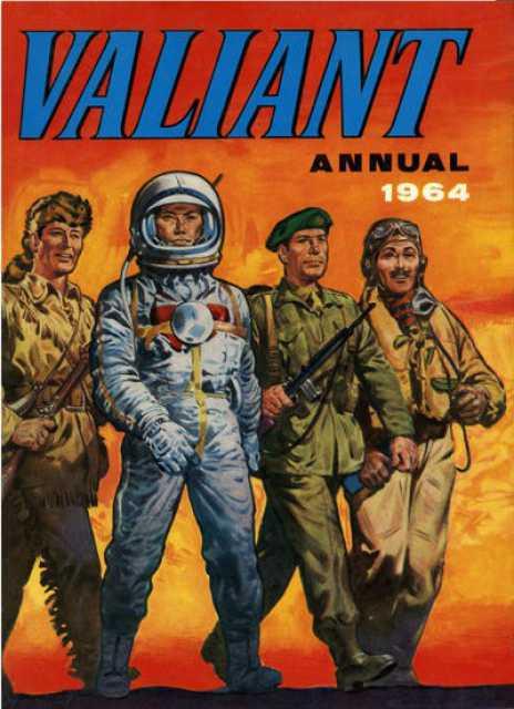 Valiant Annual
