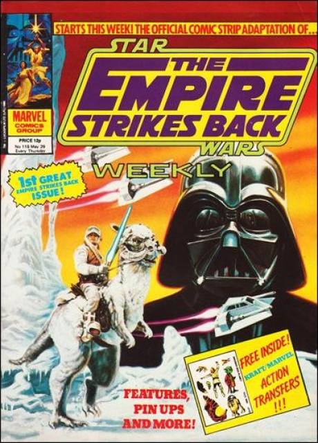 Star Wars Weekly: The Empire Strikes Back