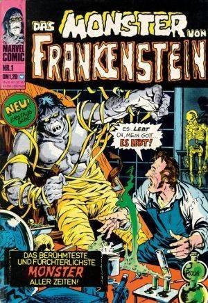 Das Monster von Frankenstein