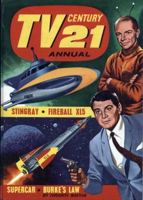 TV21 Annual
