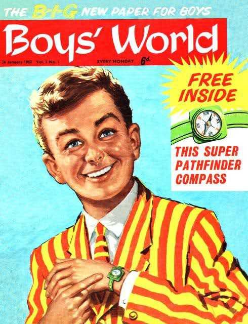Boys' World
