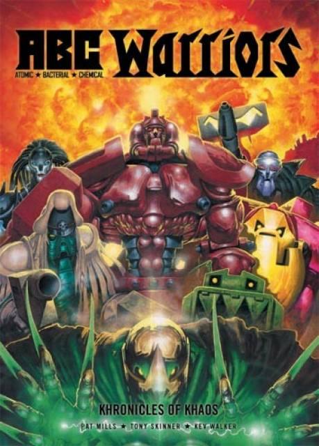 ABC Warriors Khronicles of Khaos