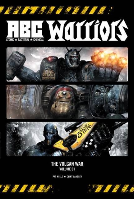 ABC Warriors The Volgan War