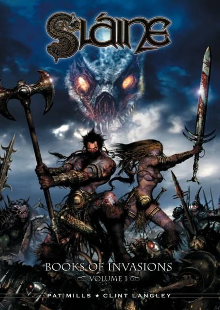 Slaine: Book of Invasions