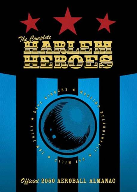 Complete Harlem Heroes