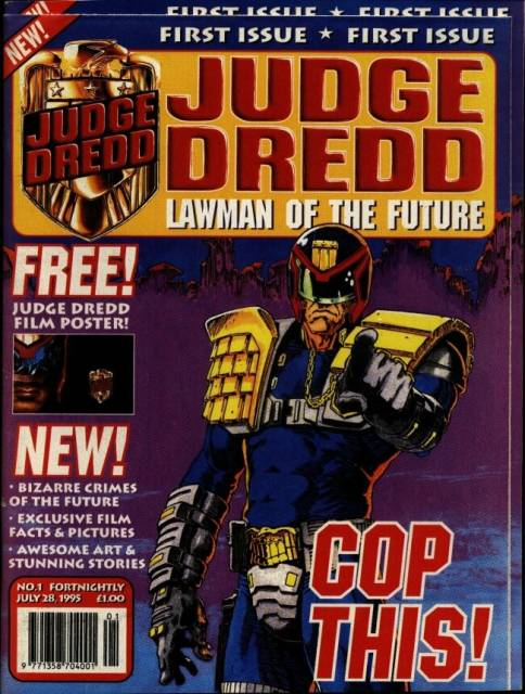 Judge Dredd: Lawman of the Future