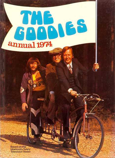 The Goodies Annual