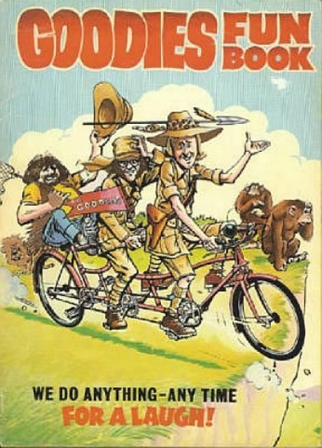 The Goodies Fun Book