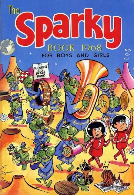 The Sparky Book