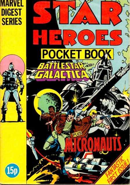 Star Heroes Pocket Book