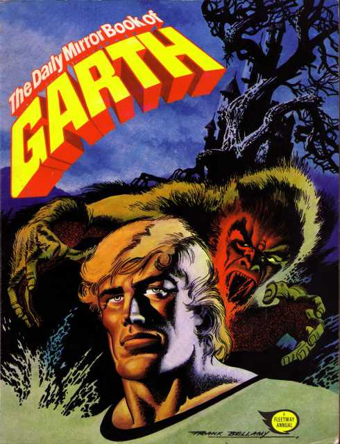 The Daily Mirror Book of Garth