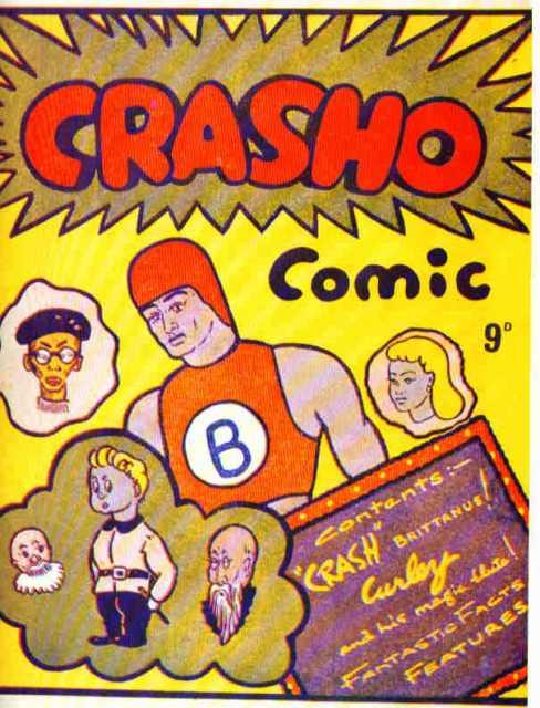 Crasho Comic