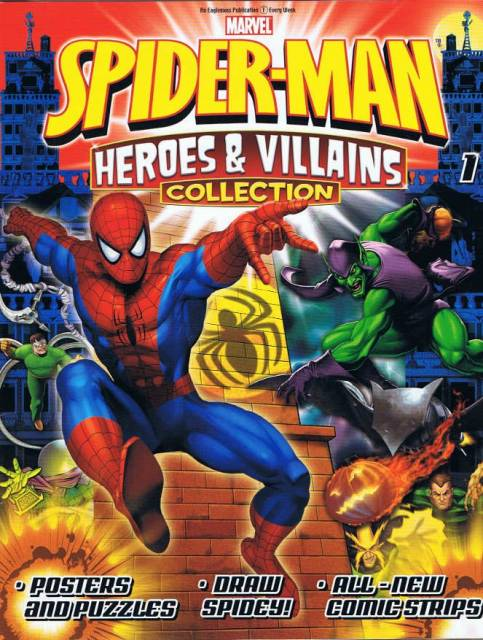Spider-Man Heroes & Villains Collection