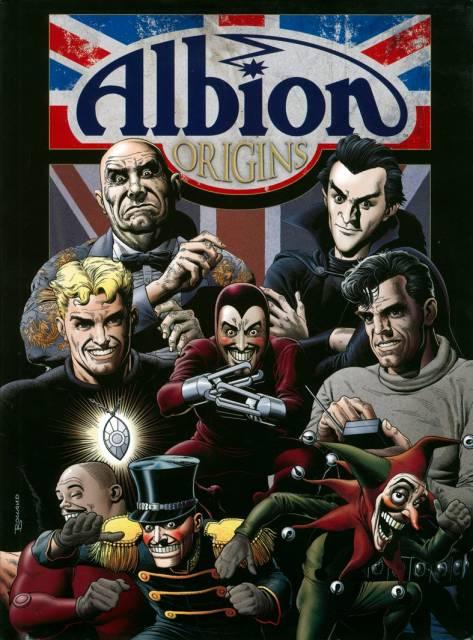 Albion: Origins