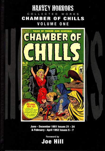 Harvey Horrors Collected Works: Chamber of Chills