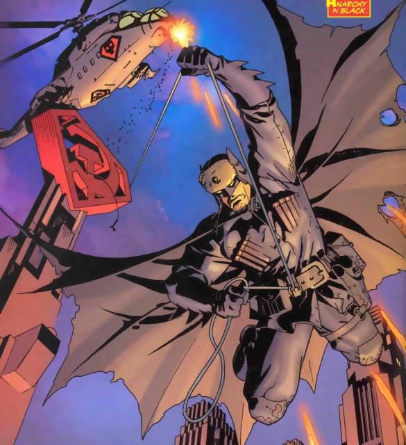 Anarchist Batman