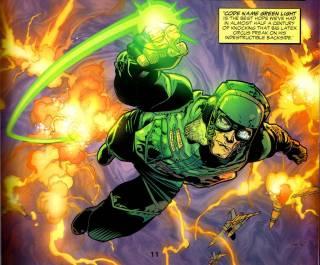Colonel Hal Jordan