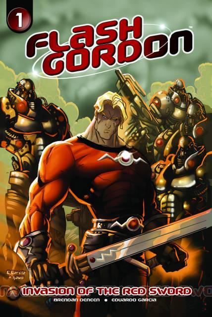 Flash Gordon: Invasion of the Red Sword