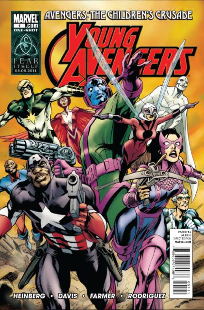 Avengers: The Children's Crusade - Young Avengers