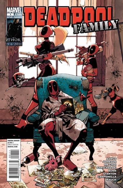 Deadpool Family