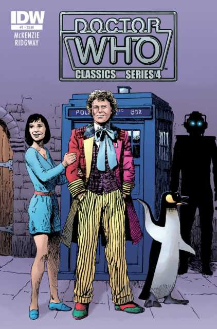 Doctor Who Classics Series 4