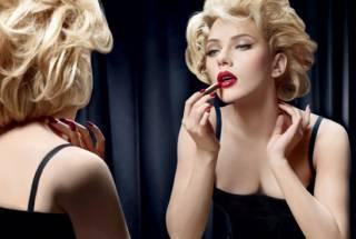 Scarlett Johansson as Marilyn