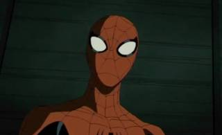 Spider-Man in The Avengers: Earth's Mightiest Heroes