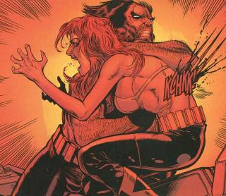 The Death of Jean Grey