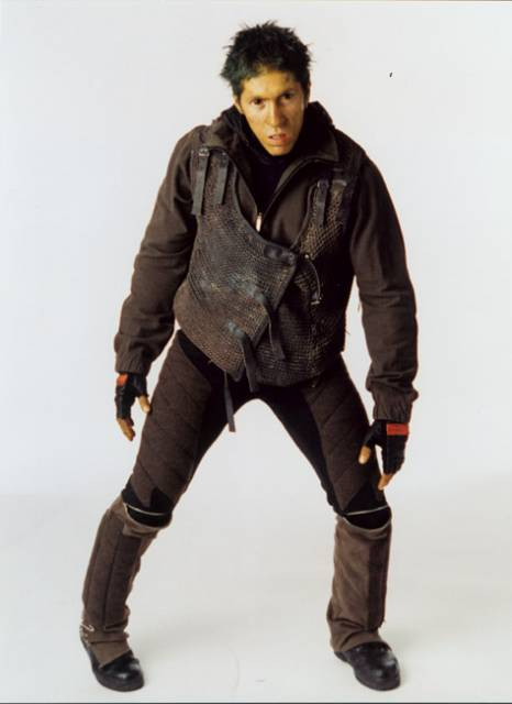 Ray Park as Toad