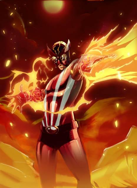 Sunfire's Plasma