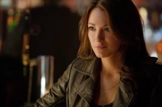 Blake Lively is Carol Ferris in Green Lantern movie