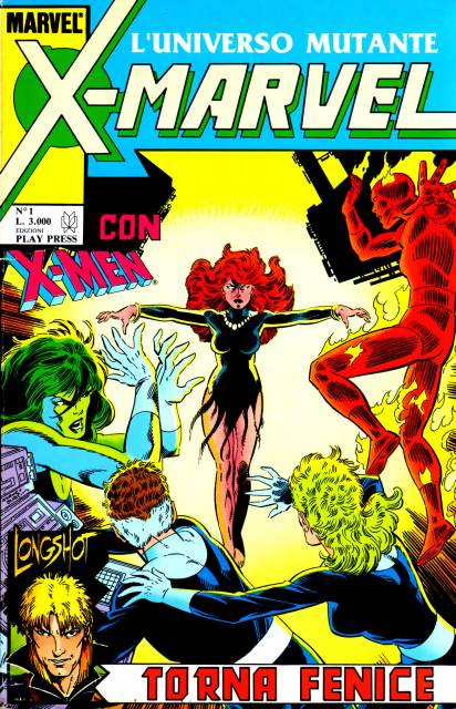 X-Marvel