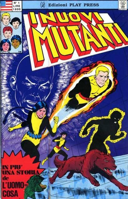I Nuovi Mutanti